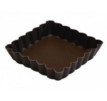 Moule tartelette carré 10 cm, Gobel