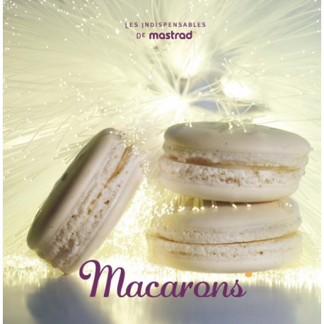 Livre de recette Macarons, Mastrad