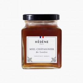 Miel Châtaignier de Lozère 250 g, Hédène