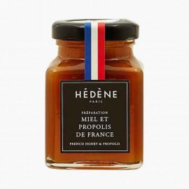 Miel et Propolis de France 125 g, Hédène