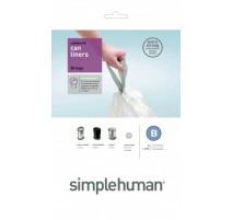 Sacs poubelle 6L-B, Simplehuman
