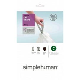 Sacs poubelle 10/12L-C, Simplehuman