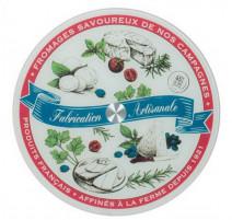 """Plateau à fromage """"Fromage de France"""", La Chaise Longue"""