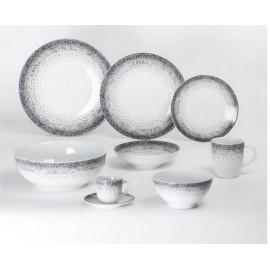 Service vaisselle Stella, Table Passion