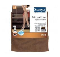 Microfibre spécial cuir, Starwax