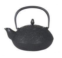 Théière en fonte noir 0.4 litre, Table Passion