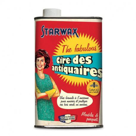 Cire des antiquaires liquide, Starwax