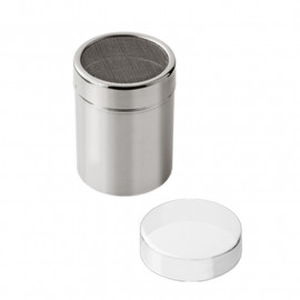 Saupoudreuse inox toile maille fine, Tellier
