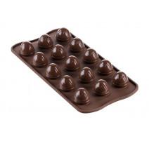Moule chocolat 3D Choco Drop, Silikomart