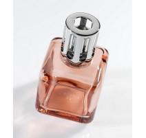 Coffret lampe glaçon rose ambré, Lampe Berger