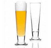 2 verres à bière Beer, Léonardo