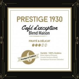 Café en grains Prestige 1930 Fèves Géantes, PFAFF