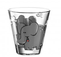 Verre enfant Bambini Elephant, Léonardo