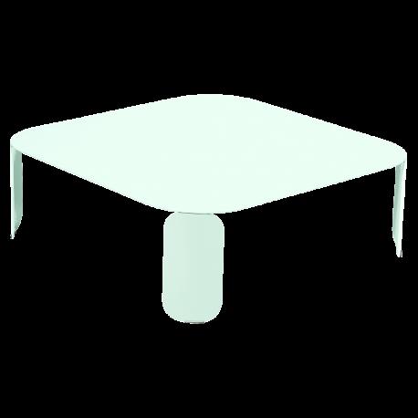 Table basse carrée Bebop, Fermob