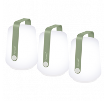 Lot de 3 mini Lampes Balad, Fermob