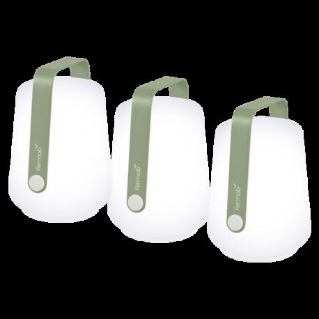 Lot de 3 mini Lampes Balad, Fermob
