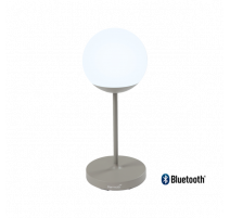Lampe MOOON! H63 Bluetooth, Fermob