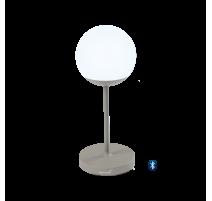 Lampe MOOON! H63 Bluetooth, Fermob