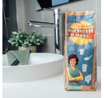 Bicarbonate de Soude 1KG, Starwax