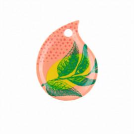 Repose sachet de thé vitamines, Derrière la porte