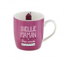 Mug Belle-Maman Bien aimée, Derrière la porte
