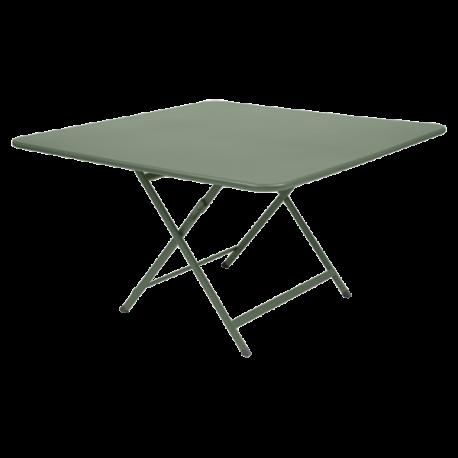 Table Caractère pliante 128x128cm, Fermob