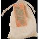 6 lingettes démaquillantes lavables en coton bio, mas du roseau