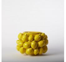 Pot Citron H15 cm, Des Pots