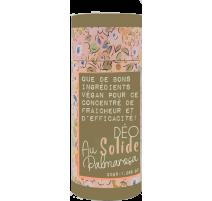 Déodorant solide au Palmarosa, mas du roseau