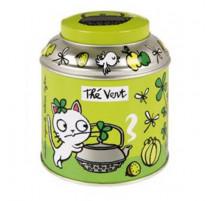 Boîte à thé vert, Derrière la porte