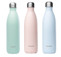 Bouteille isotherme Pastel 750 ml, Qwetch