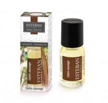 Concentré de parfum 15ml Cèdre Sauvage, Esteban