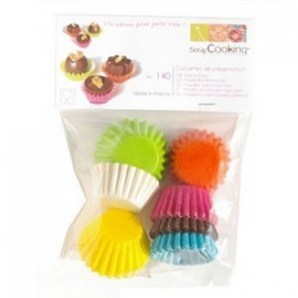 ScrapCooking Mini Caissettes Assorties