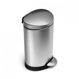 achat poubelle 10l simplehuman poubelles et sacs organiser sa cuisine entretien m nage. Black Bedroom Furniture Sets. Home Design Ideas