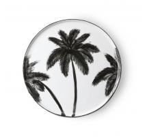 Assiette Plate Palmiers, HK Living