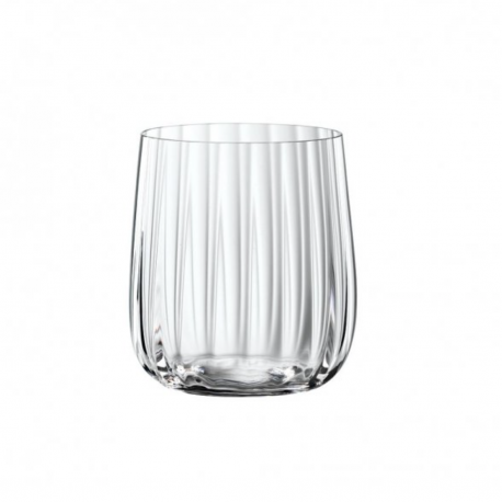 Set de 4 gobelets en cristal LIFESTYLE, Spiegelau