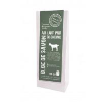 Savon au lait pur de Chèvre, mas du roseau