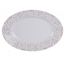 Plat ovale Manaos, Table passion