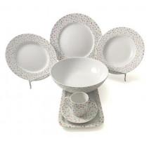 Service vaisselle Manaos, Table Passion