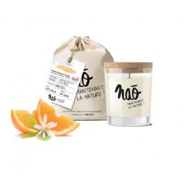 Bougie naturelle Fleur d'oranger, Nao