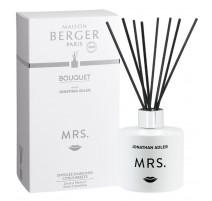 Bouquet parfumé Mrs. blanc envolée d'agrumes, Maison Berger