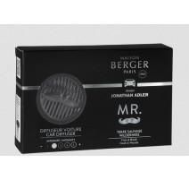 Diffuseur de parfum voiture Mr. Terre sauvage, Maison Berger