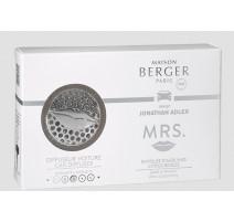 Diffuseur de parfum voiture Mrs. envolée d'agrumes, Maison Berger