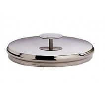 Couvercle ovale inox 35cm, Cristel