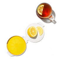 Protection en silicone pour citron coupé, Oxo