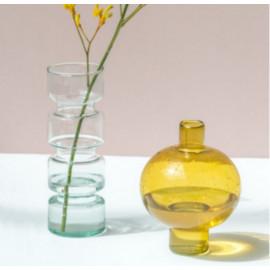 Vase en verre recyclé Paloma, Urban Nature Culture