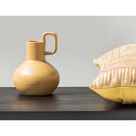 Vase Essa Prairie jaune sable, Urban Nature Culture