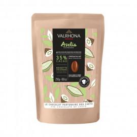 Chocolat à pâtisser & déguster Lait Azélia 35%, Valrhona
