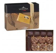 Ballotin 25 chocolats assortis, Valrhona