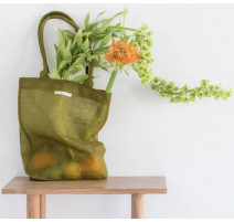 Sac shopper plastique recyclé, Urban Nature Culture